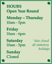 Morden's Organic Farm Store Hours